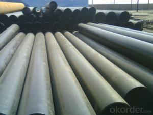 Steel pipe for carbon seamless ,round, cnbm