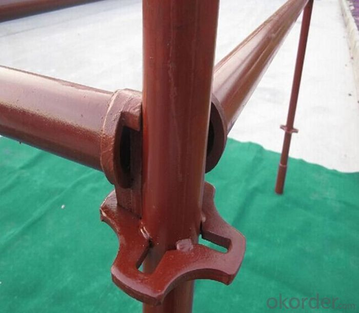 Cost Effective Ring Lock Scaffolding System with  High Load Capacity