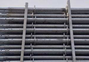 High Load Capacity Ring Lock Scaffolding  Systems