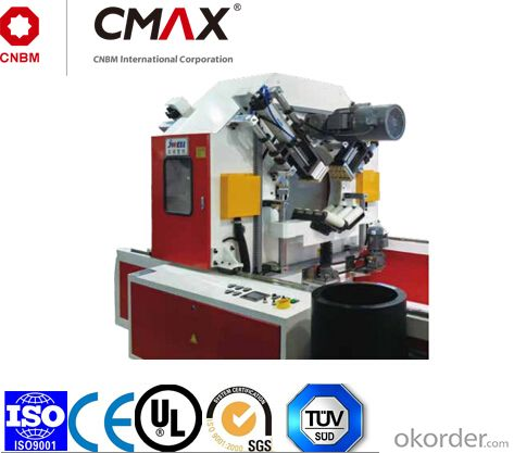CMAX Series Automatic Pipe No-dust Cutter