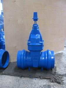 Gate Valve with Competitive Price with 50year Old Valve Manufacturer