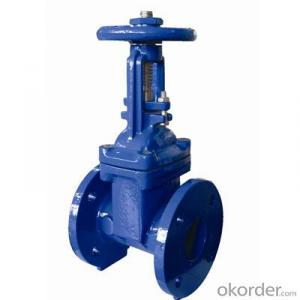 Gate Valve Non-rising Stem with Best Price and High Quality from China