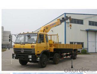 truck mounted crane/cargo crane/loader crane/lorry truck mounted crane