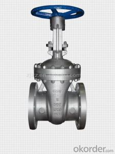 Gate Valve of Non-rising Stem with Good Quality from China