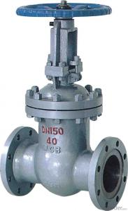 Gate Valve Non-rising Stem with Good Price and High Quality