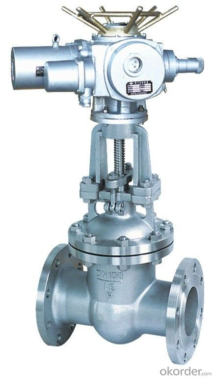 Gate Valve Non-rising Stem with High Quality from China
