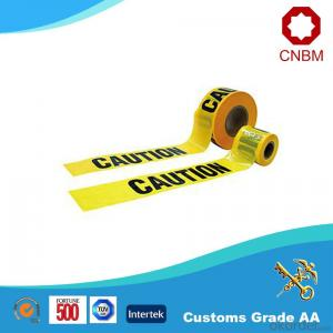 PVC Floor Marking Tape with Natural Rubber All Color Available