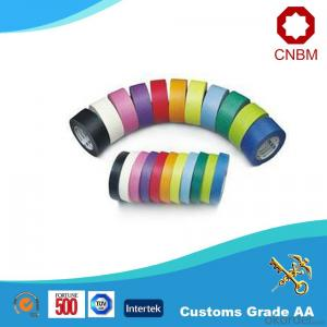PVC Masking Tape for Electric Wires and Cables with High Quality