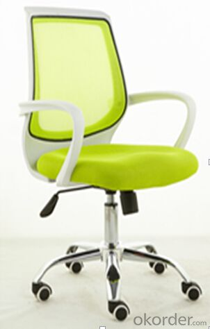 Office Chair mesh fabric for chair with Low Price Green Yellow