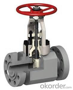 Gate Valve Non-rising Stem with Top Quality from China
