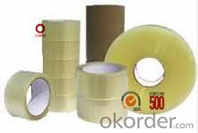 Adhesive Tape Wholesaler with Bopp Film Made in China
