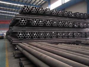 Steel pipe for carbon seamless ,ST35-ST52, cnbm