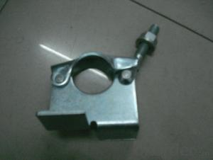 Scaffolding Accessories forged Metal coupler