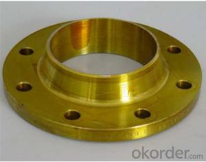 Steel Flange Backing Ring Flange/din 2633 Wn Stainless  with Good Quality