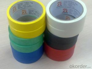 Masking Tape of Various Colors with High Tack
