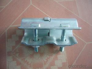 Scaffolding Coupler  Steel Galvanized Forged Sleeve Coupler 48.3
