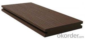 wpc decks, Good quality WPC decking/wood plastic composite deck wpc board