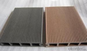 Brand New Most popularAnti-UV Waterproof Co-extrusion Wood Plastic Floor Boards Passed CE