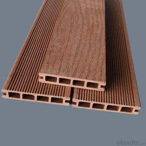 Decking Board WPC, 2015 Hot sale wood plastic composite WPC Decking Floor