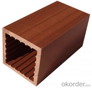 Decking Board WPC, 2015 Hot sale wood plastic composite WPC Decking Floor