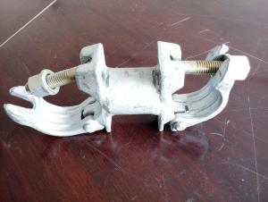 Scaffolding Coupler  Steel Galvanized Forged   Coupler with Welded Tube