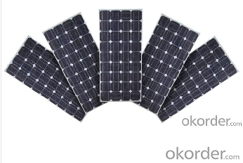 High Effiency Solar Panels from CNBM