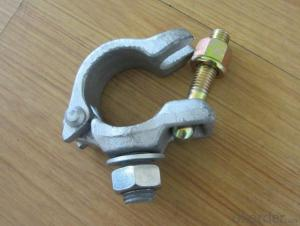 Scaffolding Coupler  Steel Galvanized Forged  Coupler with Welded Bolt M20