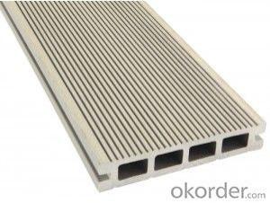 High Quality WPC Co-extrusion Composite Decking Past CE