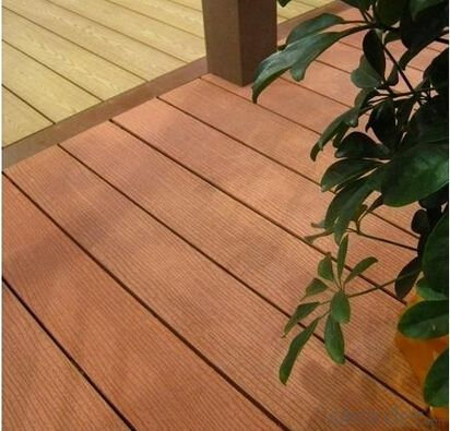 Outdoor Stairs Decking with UV resistant