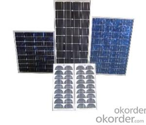 Solar Panel with High Quality from CNBM