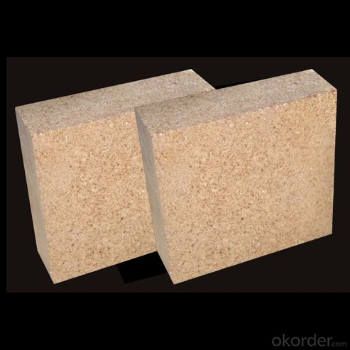 High Alumina Brick for AOD Refining Furnace