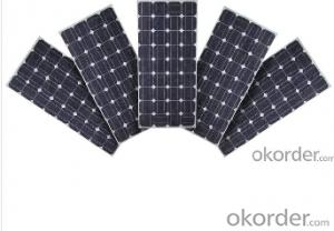 High efficiency Mono Crystalline Solar Panel
