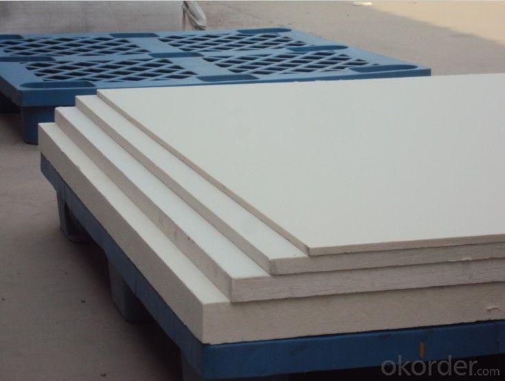 Heat resistant Insulation Ceramic Fiber Board Ceramic Fiber Board