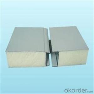 Polyurethane Sandwich Panels for Roof,Wall and Cold Storage