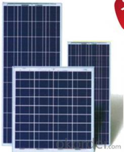 China 300W Poly Solar Panel with TUV IEC certificate