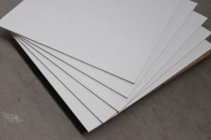 Fireplace Thermal Ceramic Fiber Board High Densityceramic Fiber Board
