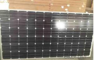 Monocrystalline Solar Panels  from CNBM with Competitive Price