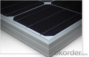 5W-300W PV Solar Panel from CNBM  A-grade Cell High Efficiency