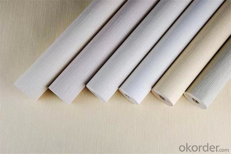 PVC Wallpaper Bedroom Modern Style Made in China