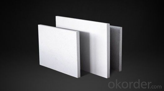 Thermal Stability And Thermal Shock Resistanceceramic Fiber Board