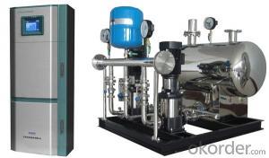 Non-Negative Pressure Water Supply System