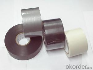 PVC Tape High Quality Wonder Black Pipe Wrapping Tape