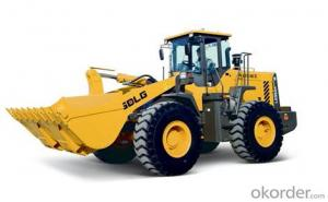SDLG Brand Wheel Loader with 5ton Loading Capacity LG952L