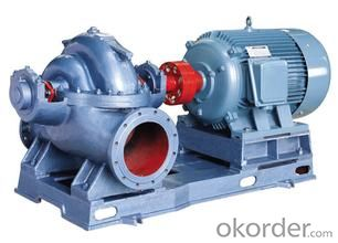 Single Stage Double Suction Split Casing Centrifugal Pump XS Series