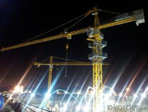 Tower Crane TC7135 ConstructionEquipment Sale Wholesaler