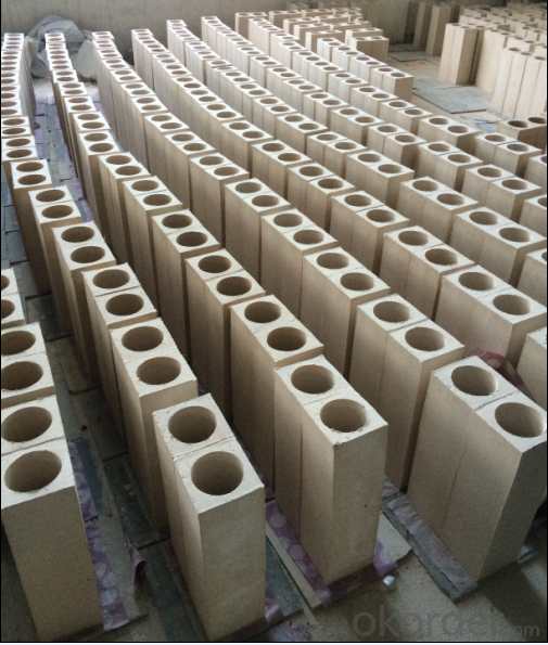 High Alumina Refractory Brick for Ladle and Tundish