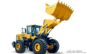 SDLG Brand Wheel Loader with 6ton Loading Capacity LG968N