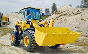 SDLG Brand Wheel Loader with 4ton Loading Capacity LG946L