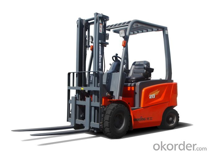 LONKING Brand Electrical Forklift LG20BIII