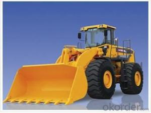Wheel loader with bucket capacity  of  4.5 m3 model number LW900K